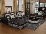 Sofá clássico Sofá de sofá de couro Fabricante para móveis de casa