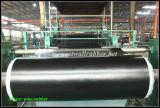 Лист ровной поверхностной изоляции резиновый, циновка электрической изоляции, половой коврик