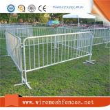 Barricades van de Controle van de menigte met Op zwaar werk berekend Staal