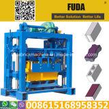 Preços moldando da máquina do bloco Qt40-2 em Nigéria