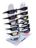 12 accoppiamenti di Eyewear del banco di mostra acrilico