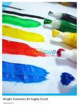 17ml*5 colore la peinture de Tempera pour des gosses et des élèves