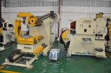 Übergangsmaschinen-Gebrauch im materiellen Geraderichten