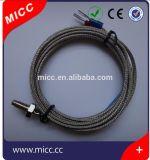 Micc Thermokoppel het Met veerwerking van de Bajonet van het Type K