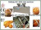 O Ce Kh-600 aprovou a máquina do bolo do copo