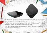 2017 cadre 17.0 de Kodi TV de faisceau du joueur S912 4k 2g 16g Octa d'Ott X de cadre