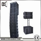 Il sistema caldo della Secondario-Spigola di rendimento elevato di vendita di Cvr si raddoppia un suono da 8 pollici