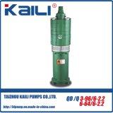 Bombas de água submersíveis elétricas multidimensionais QD & Q (QD10-40 / 3-2.2)