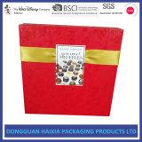 Contenitore di regalo piacevole del documento del cartone del cioccolato di colore di stampa