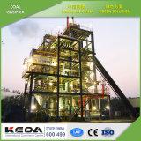 Il gas del generatore del gas che fabbrica la pressione bassa Trascinare-Scorre gassificatore