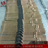 La nuova vigilanza della cinghia dell'acciaio inossidabile di promozione di stile Yxl-095 progetta la vigilanza per il cliente di lusso della fabbrica del commercio all'ingrosso della vigilanza placcata oro dell'OEM