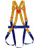 5-Point fixent le plein harnais de corps pour le travail aérien