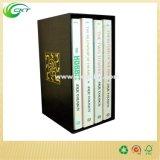 Libro con el rectángulo del caso, libro de cubierta suave Prnting, impresión del libro de niños, impresión del compartimiento (CKT-BK-1050)