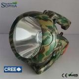 5W la lampe de combattant de lumière Emergency et d'incendie du CREE DEL imperméable à l'eau