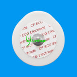 Gomma piuma solida 40*45mm dell'elettrodo del gel di ECG