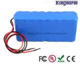 Batterie 12V6ah 18650 LiFePO4 für Rasen-Licht