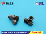 Pijp van de Druk van het Carbide van de fabriek de Levering Gecementeerde 3D