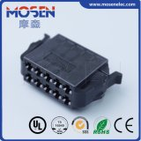 Elektrischer Selbstverbinder 10 Pin-weibliches schwarzes Tyco 1-929623-8