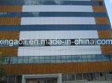 Los paneles compuestos de aluminio para los edificios