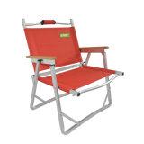 Dobradura do alumínio/acampamento/cadeira ao ar livre de Leusure baixa