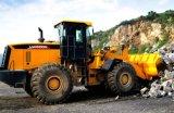 Cargadores delanteros usados cargador oficial Lw300k Zl50g de la rueda 3-12ton de XCMG