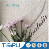 tissu imperméable à l'eau durable de protecteur de matelas de poly jacquard de luxe du Knit 280GSM
