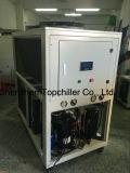 refrigerador de água de refrigeração ar do refrigerador da água de 20HP R410A
