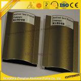 Le sable d'alliage d'aluminium de qualité a soufflé l'or de magnat