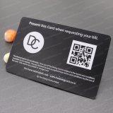 PVC Membership Business Gift Tarjeta de plástico IC inteligente