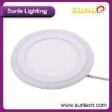 Luz de painel do diodo emissor de luz de Dimmable do teto do excitador de Sunle PF95% (SLBL032)