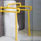 Штанги самосхвата поддержки Urinal санузла гандикапа Nylon&Stainless стальные