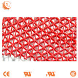 Estera antirresbaladiza del PVC S del rodillo de la estera del PVC del acoplamiento del color del uso de Comercial en Rolls con la pila de nylon