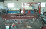 Karussell-aufspaltenschaumgummi-Ausschnitt-Maschine (YP)