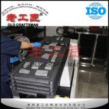 Ungemahlenes Blatt des zementierten Karbid-K20 mit verschiedenen Formen auf halb maschinell bearbeiten