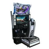 La máquina de juego más nueva el competir con de coche de la inicial D8 Simulater del juego de arcada