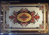 suelo decorativo vitrificado 1800X1200m m del mosaico Polished de la porcelana