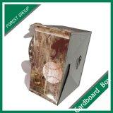 Caja de cartón de empaquetado de encargo del portador del caramelo