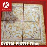 フォーシャンの工場磨かれた水晶磁器の床のカーペットのタイル