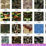 Ткань Оксфорд печатание камуфлирования хорошего качества покрынная с водоустойчивым