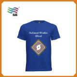 Maglietta adulta unisex dell'annata con il marchio stampato (HY03)