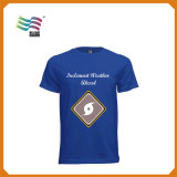 Unisex- Volwassen Uitstekende T-shirt met Afgedrukt Embleem (HY03)