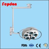 Luz fría Shadowless del halógeno quirúrgico con el Ce (YD01-5E)