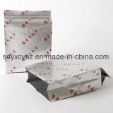 sacchetto di sigillamento 4-Side/sacchetto laterale del rinforzo per alimento per animali domestici/riso/tè