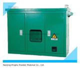 Темно - краска зеленого порошка для шкафа распределения силы
