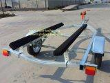 Galvanisierter Wellen-Seitentrieb Trainler Tr0501b mit hölzernem Teppich