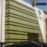 Катушка фасада алюминиевого плакирования PVDF внешняя (AF-401)