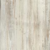 Rétro plancher 100% antibactérien de planche de vinyle de Lvt 5mm de Vierge