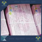 Crear los vales de las mercancías de la seguridad y los boletos de la Anti-Falsificación para requisitos particulares