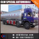 Dongfeng 40mt는 분말 유조 트럭 건조한 대량 시멘트 분말 트럭을 말린다