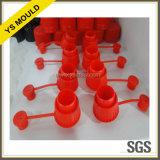 플라스틱 주입 장기 사용 (YS302)를 가진 무기물 손가락으로 튀김 모자 형
